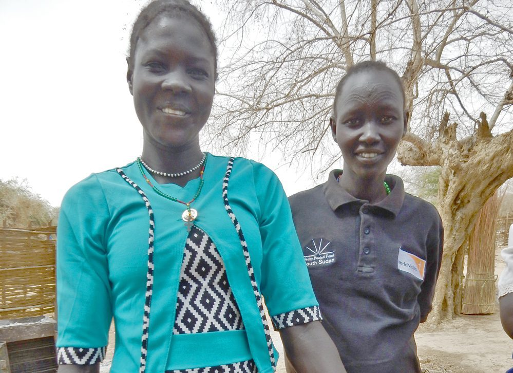 Teuntje Zuid-Soedan