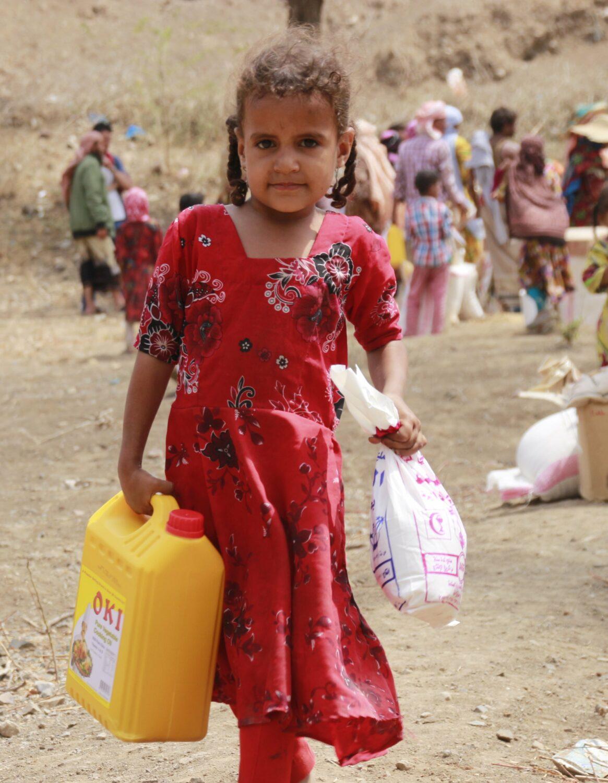 Noodhulp voor Jemen, help de slachtoffers