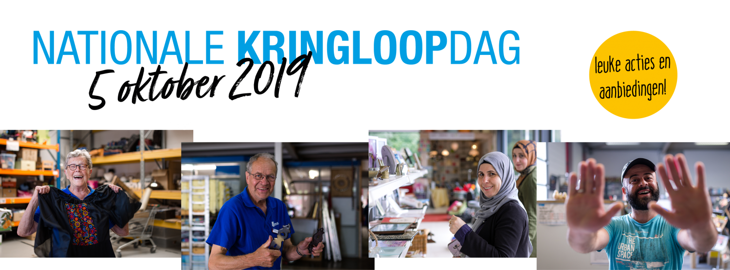 nationale kringloopdag