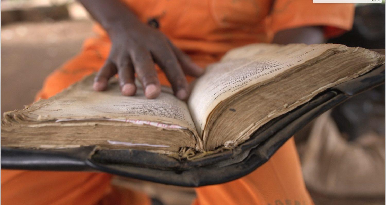Tanzania gevangenis bijbel