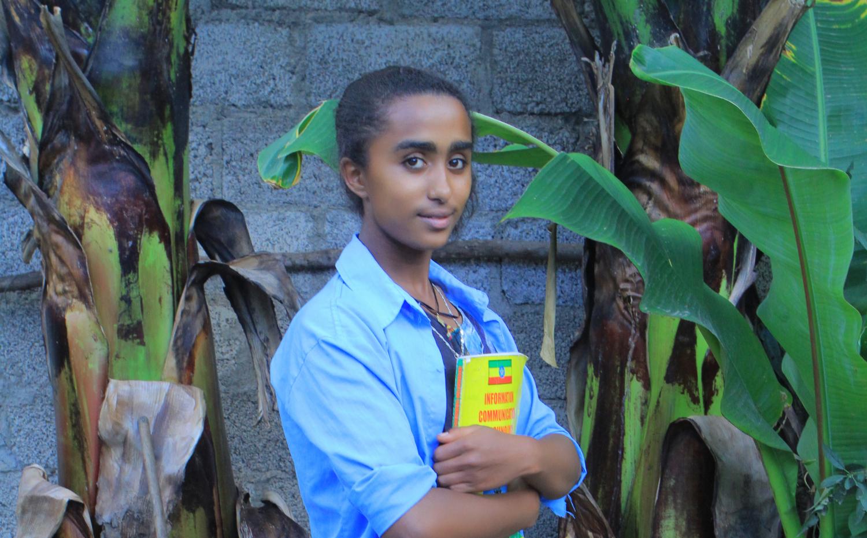 Melat Ethiopië kinderarbeid sponsoring