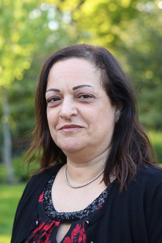 Najla Chahda country director landendirecteur libanon syrie