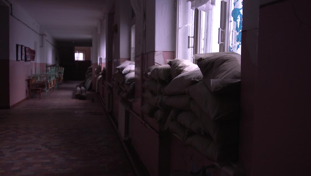 Oekraïne Ukraine noodhulp joint response DRA school filmpje filmstill