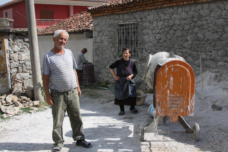 Ontwikkelingswerk Albanië Dorcas