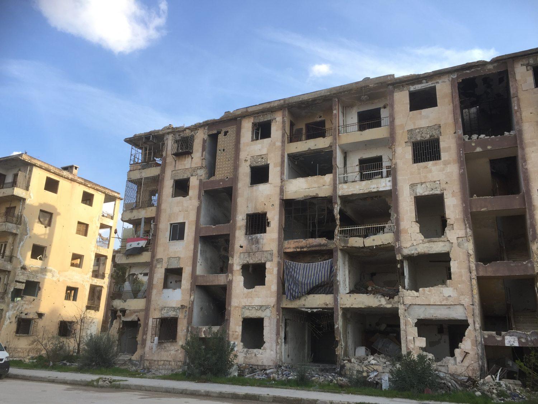Oorlog in Syrië - Dorcas