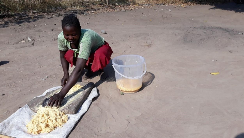 Elda Zuid-Soedan Dorcas