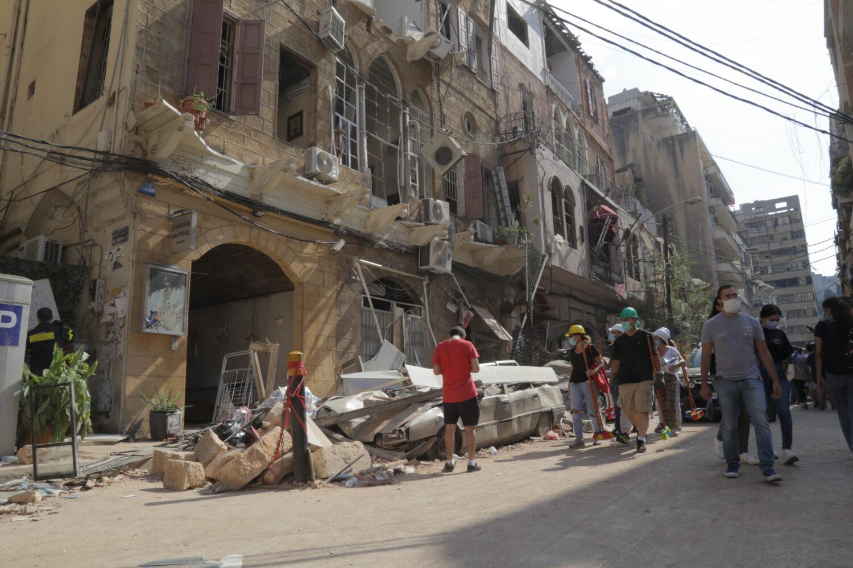Beiroet Dorcas Libanon