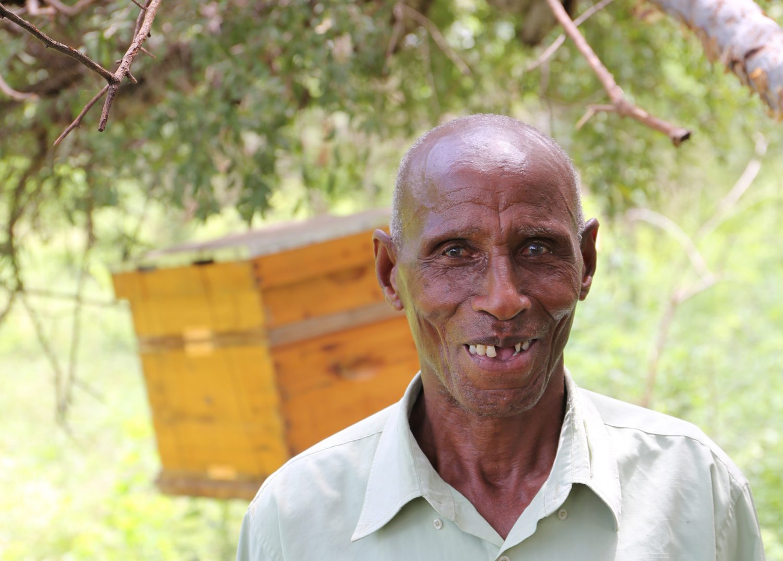 Honing Kenia Dorcas