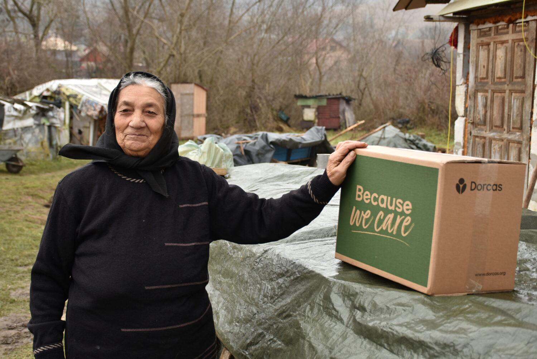 Voedselactie Dorcas Roemenie