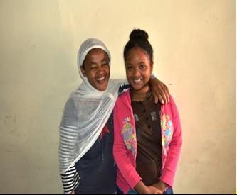 Aster Mahlet Dorcas Ethiopië sponsor