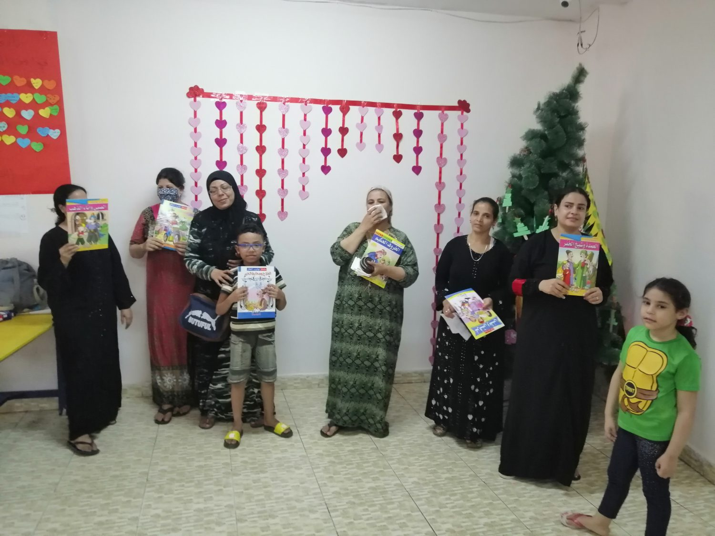 Egypte kinderen sponsor Oasis Dorcas