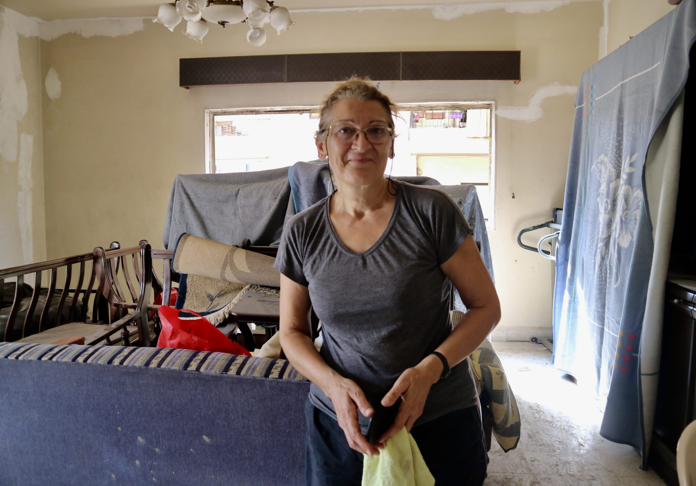 Lena Beiroet Libanon Dorcas