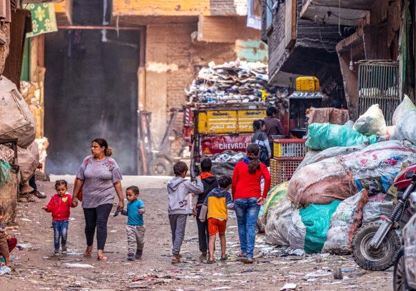 Psychosociale hulp Egypte Dorcas