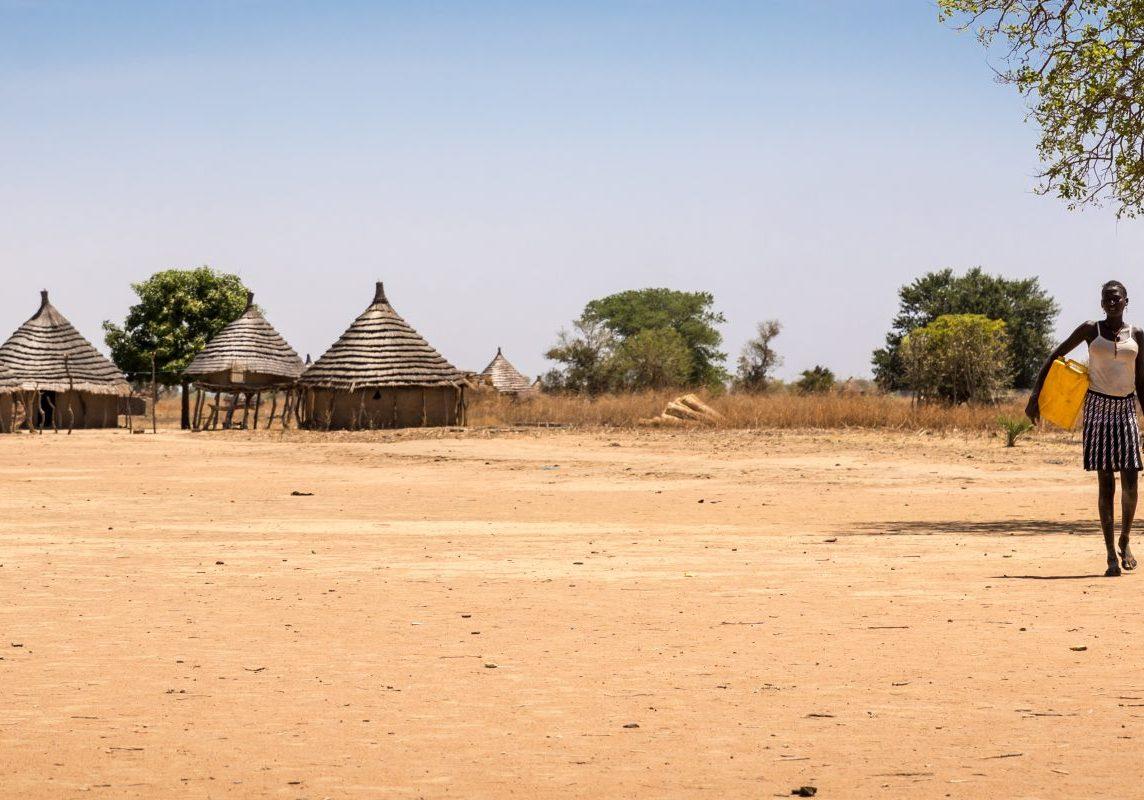 Hongersnood Zuid-Soedan Dorcas