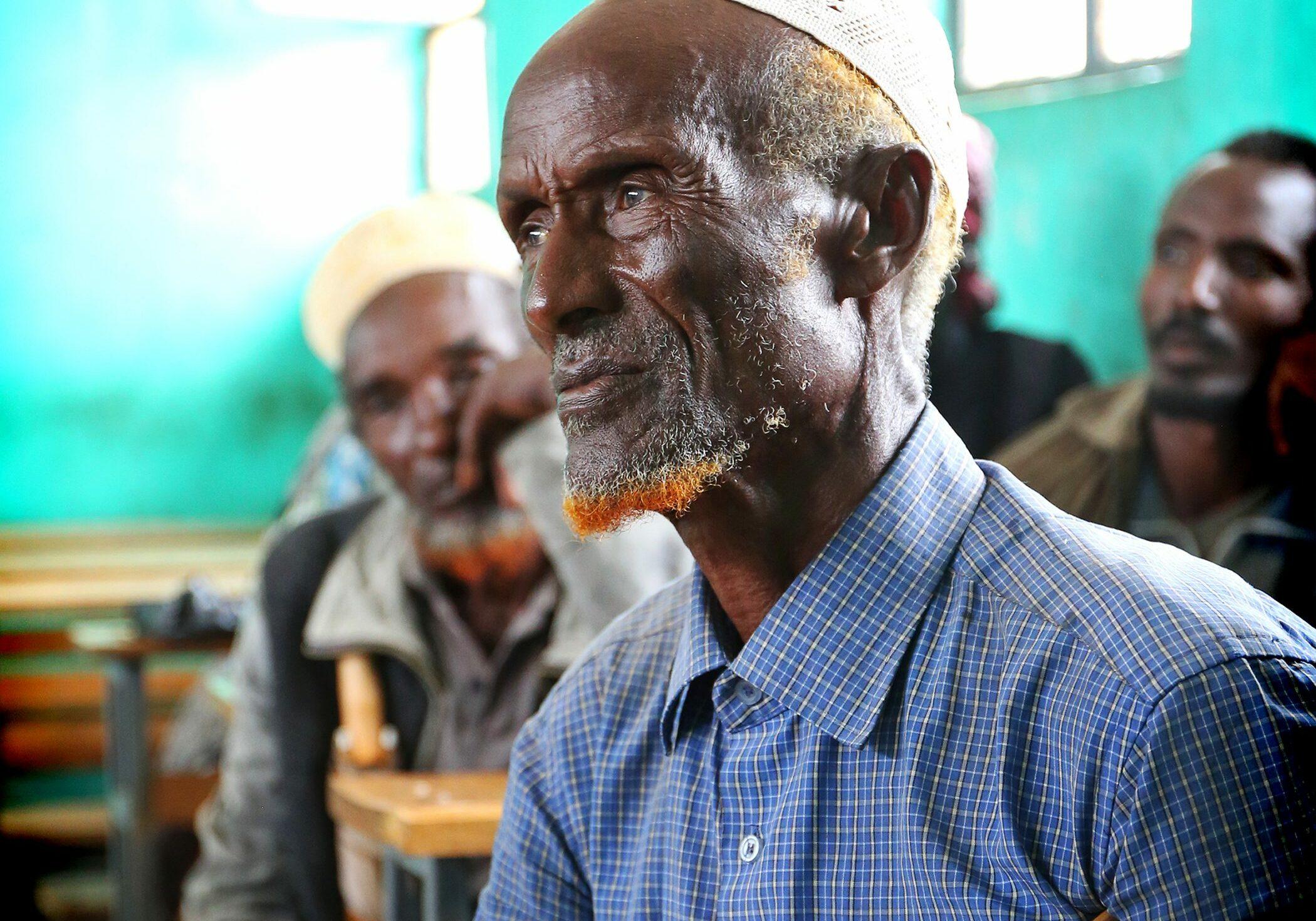 Alaki droogte Ethiopië