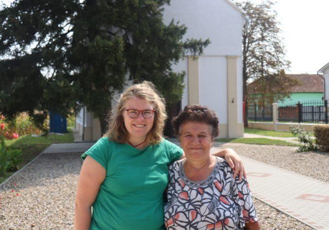 Alinda Visscher granny sponsoring sponsor aag