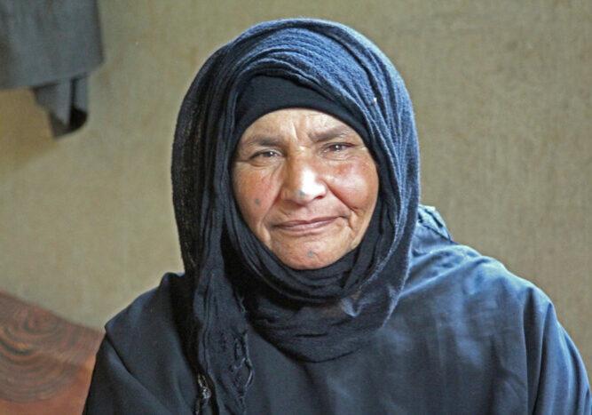 Libanon granny elderly ouderen Lebanon