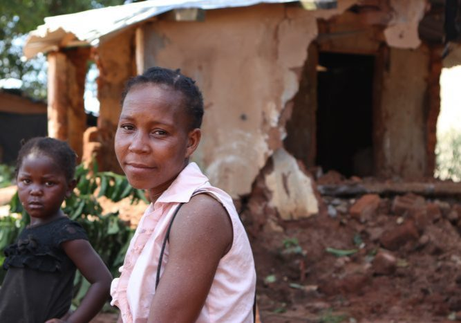Mozambique Idai orkaan cycloon Ortensia