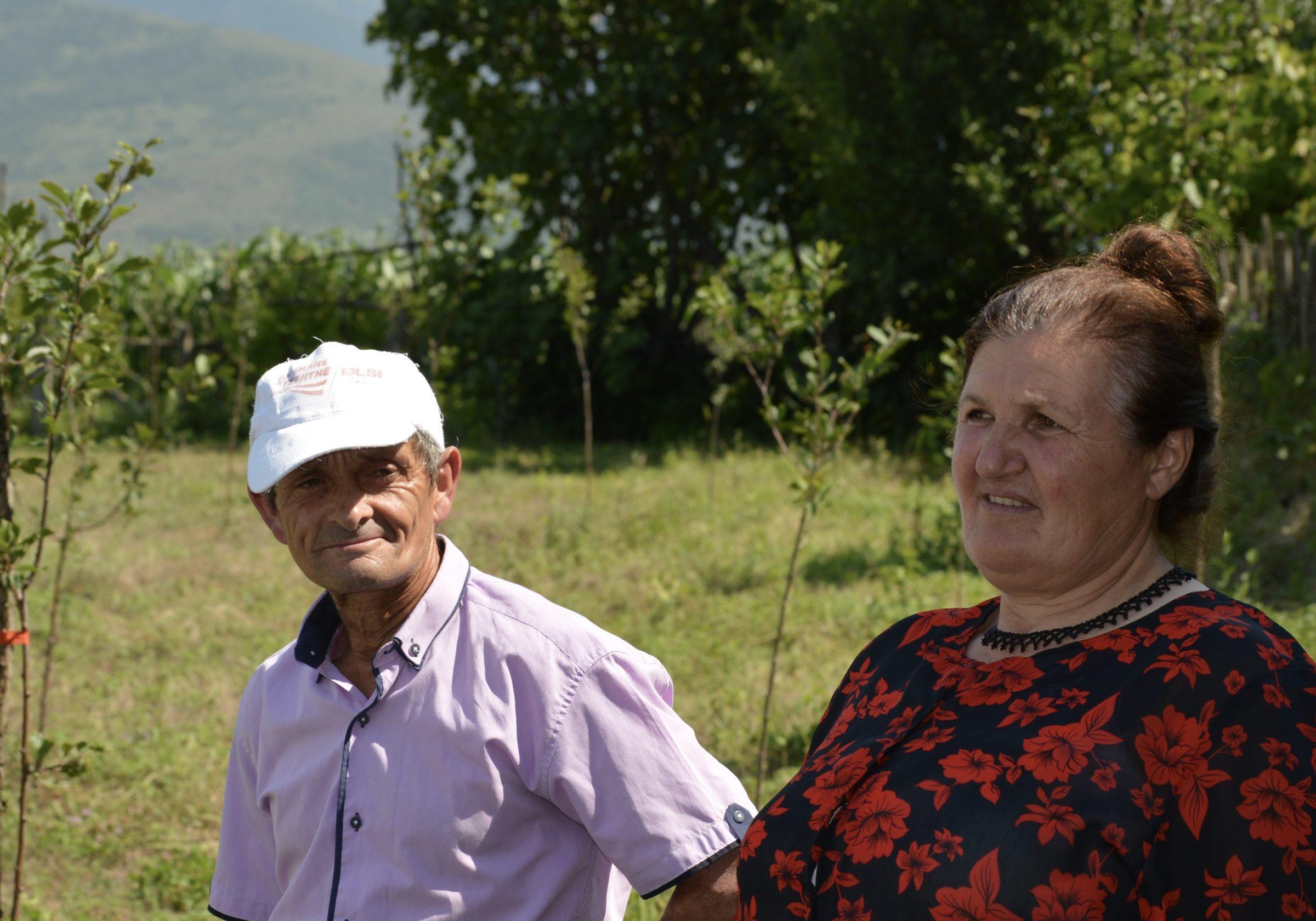 albanie omslag